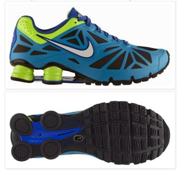 timeless design 72443 04624 Nike   Shox Turbo Rio Brasil Neon Running Sneakers.  M_5c7b07e85c4452cf3def1832